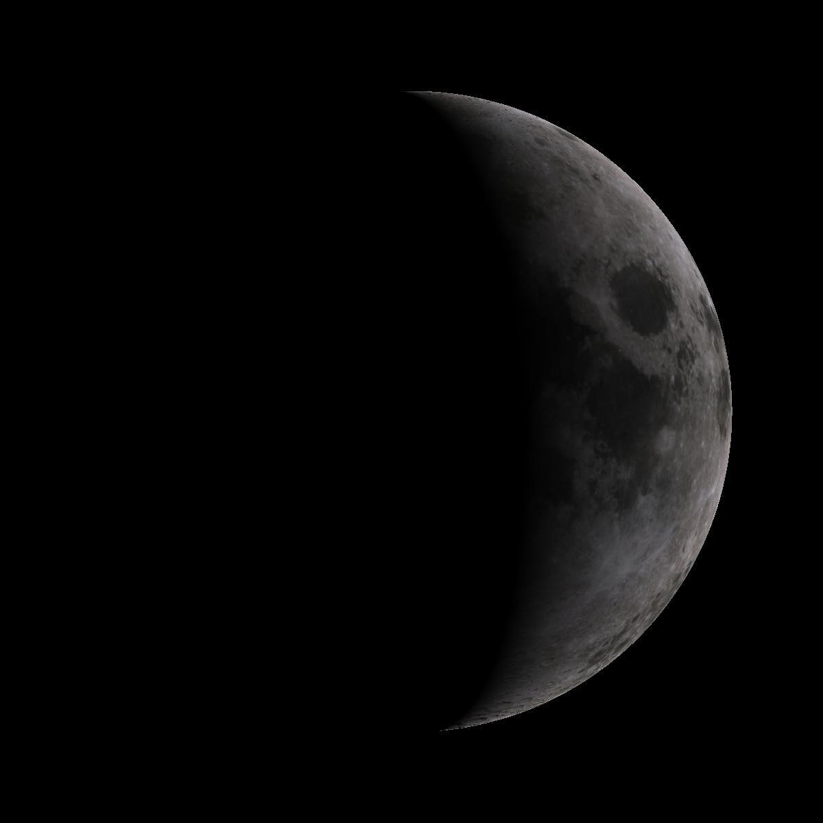Lune du 4 octobre 2019