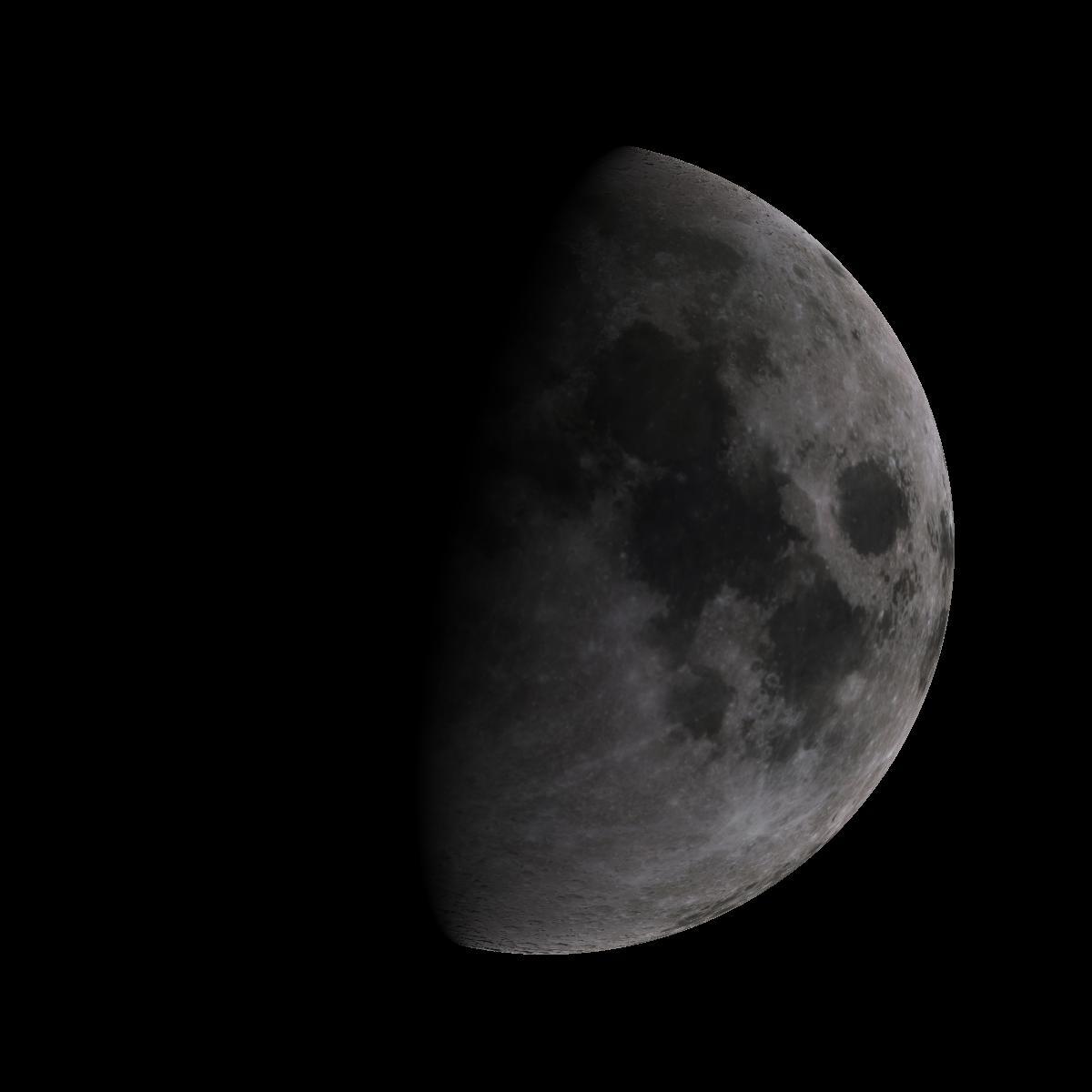 Lune du 7 octobre 2019