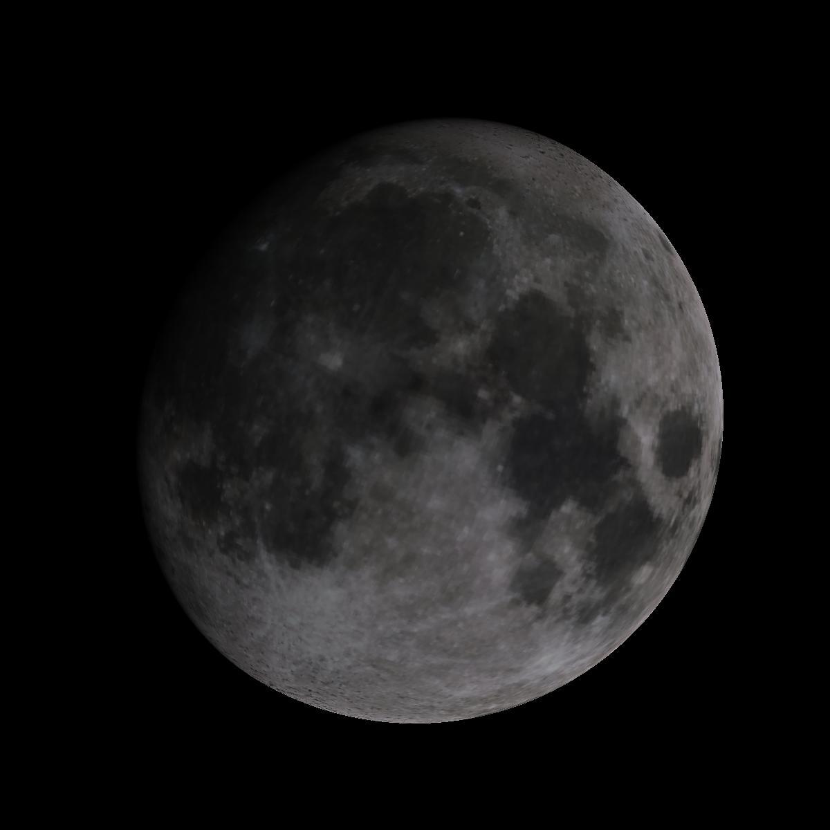 Lune du 10 novembre 2019