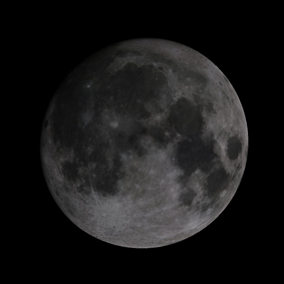 Lune du 11 novembre 2019