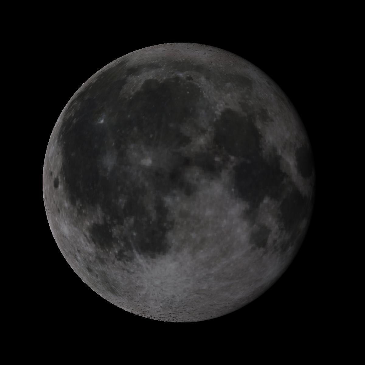 Lune du 14 novembre 2019
