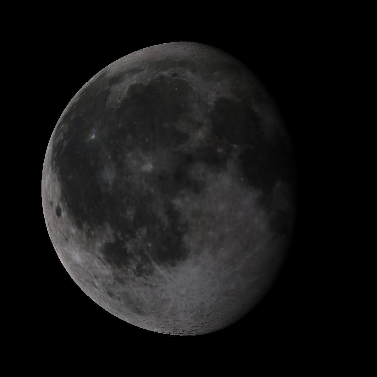 Lune du 16 novembre 2019