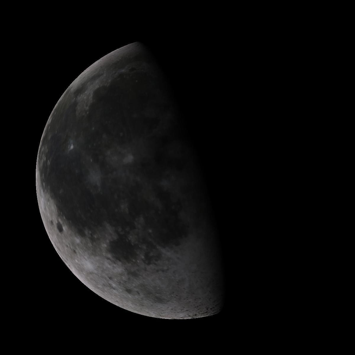Lune du 19 novembre 2019