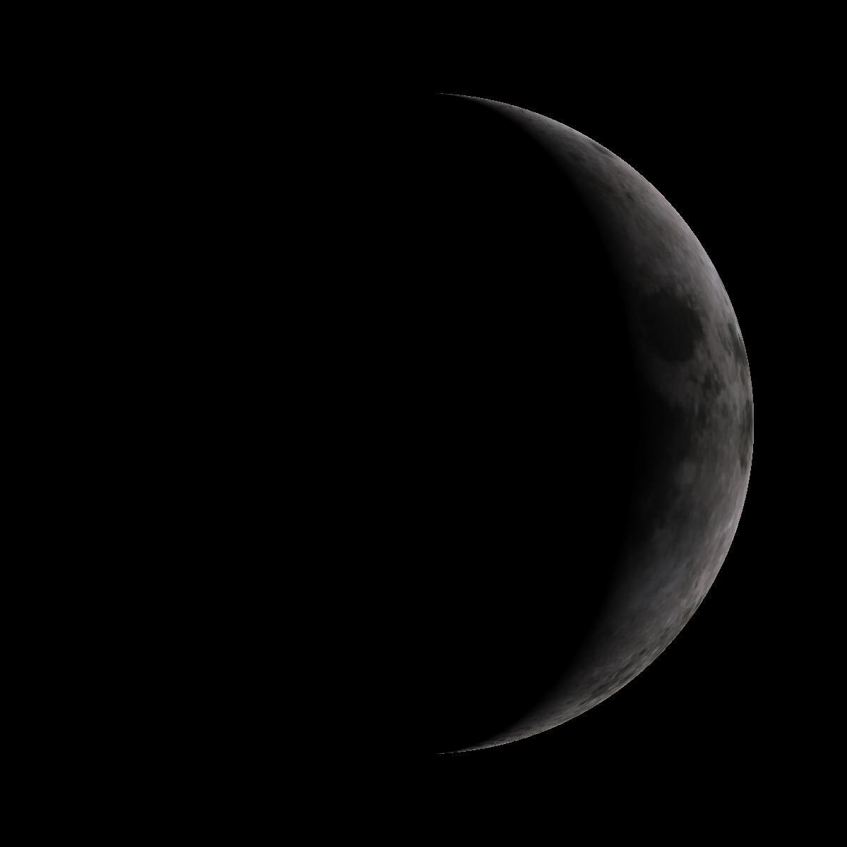 Lune du 1er novembre 2019