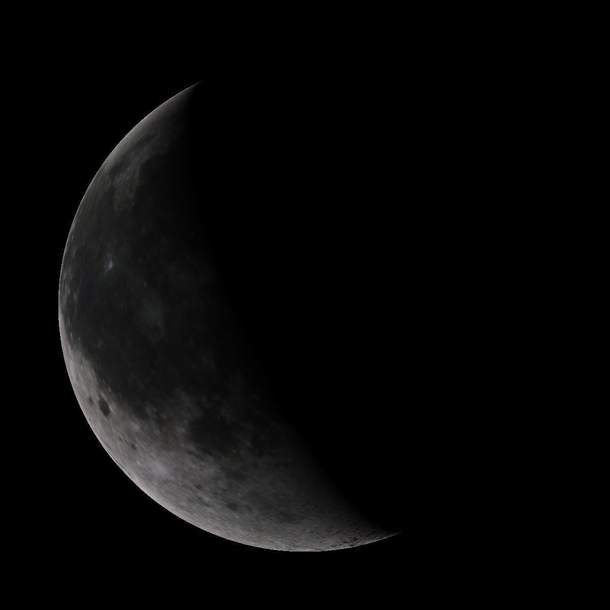 Lune du 21 novembre 2019