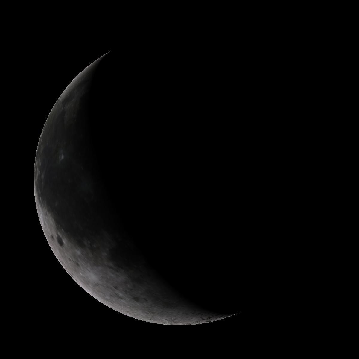 Lune du 22 novembre 2019