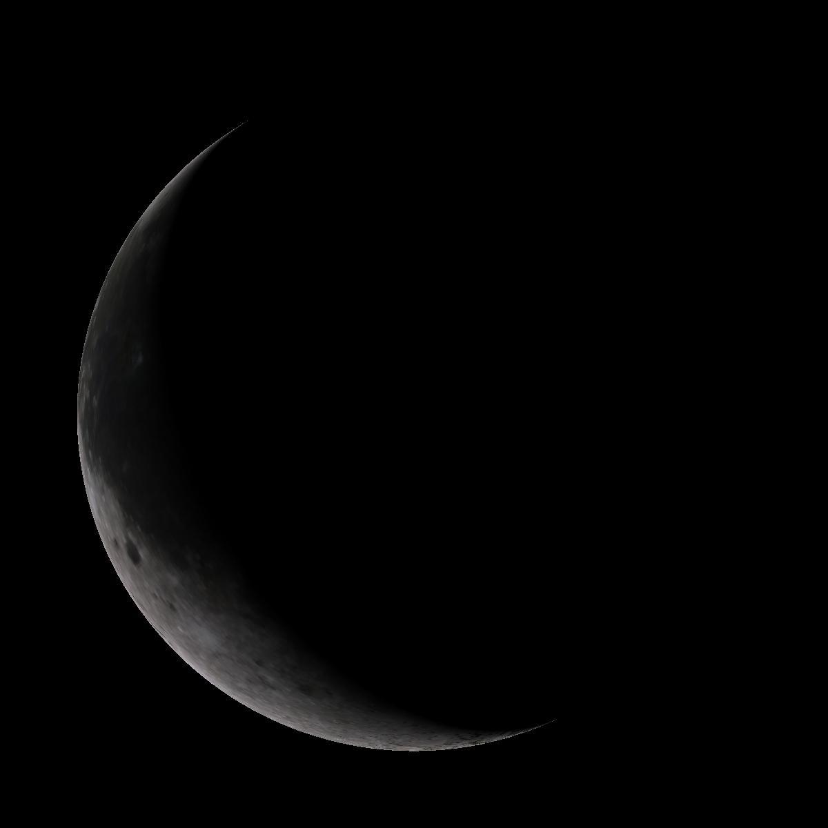 Lune du 23 novembre 2019