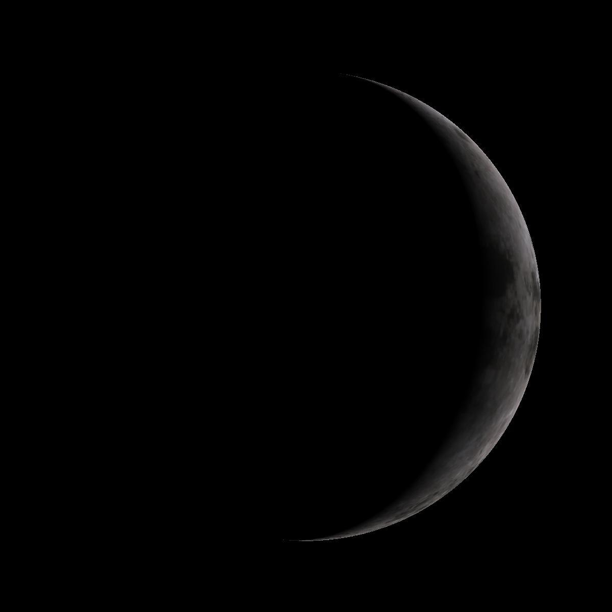 Lune du 30 novembre 2019