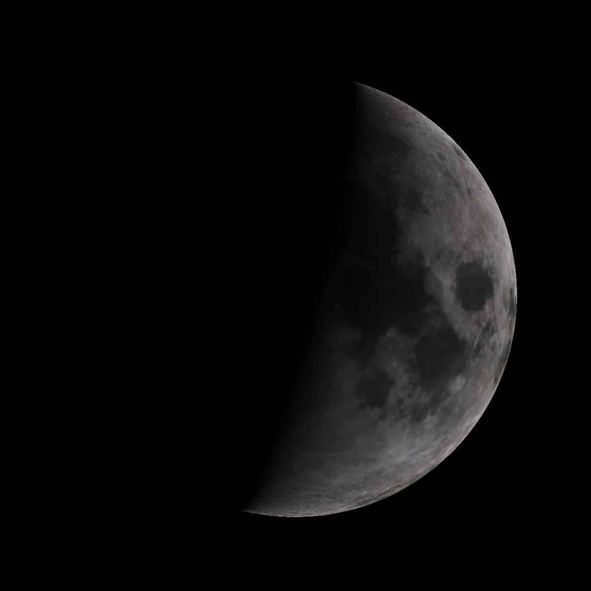 Lune du 4 novembre 2019