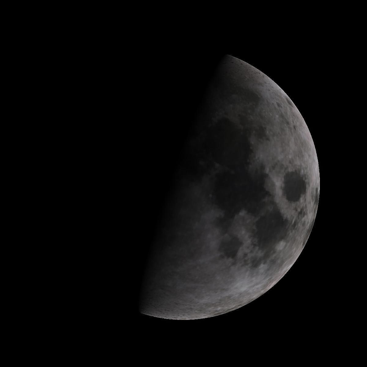 Lune du 5 novembre 2019