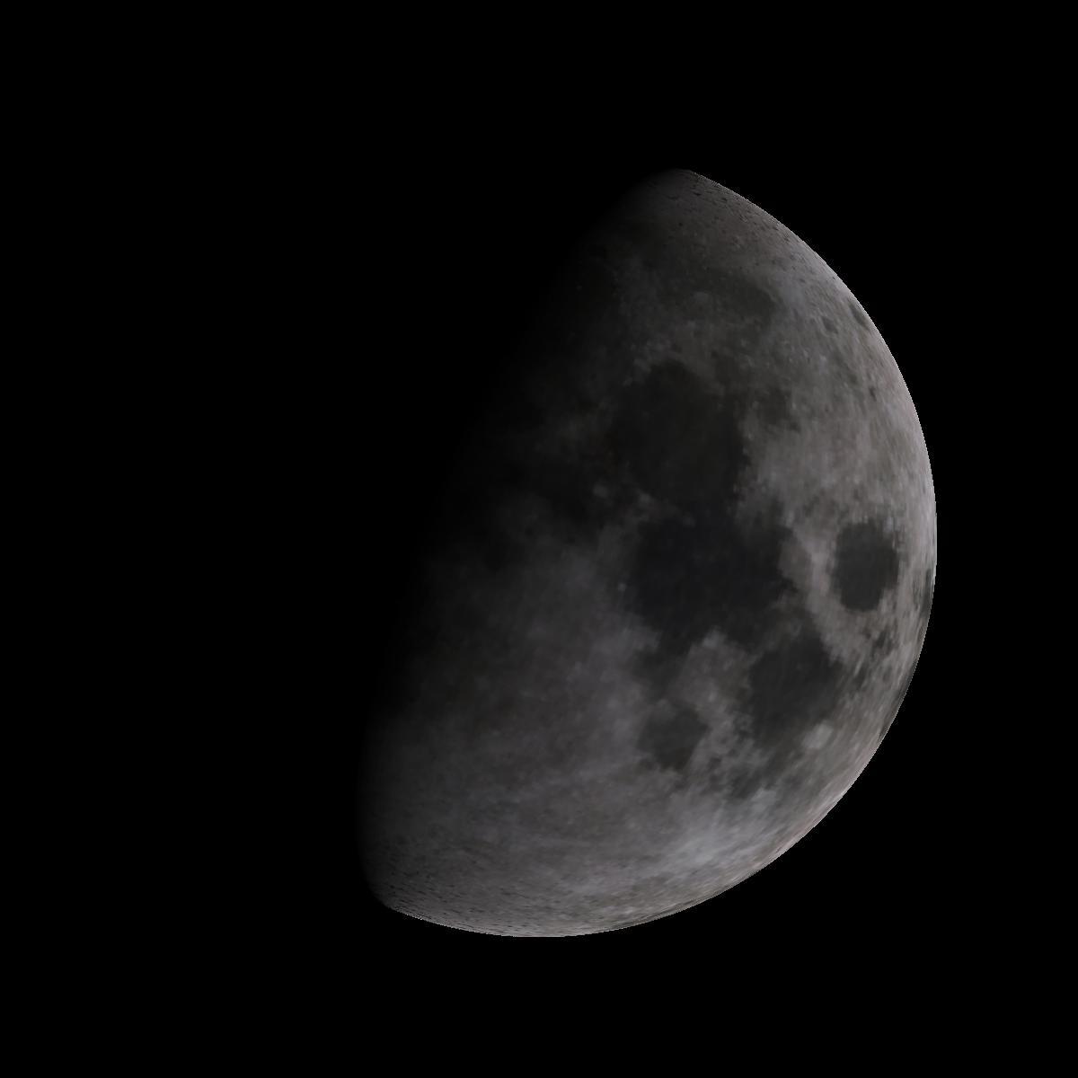 Lune du 6 novembre 2019