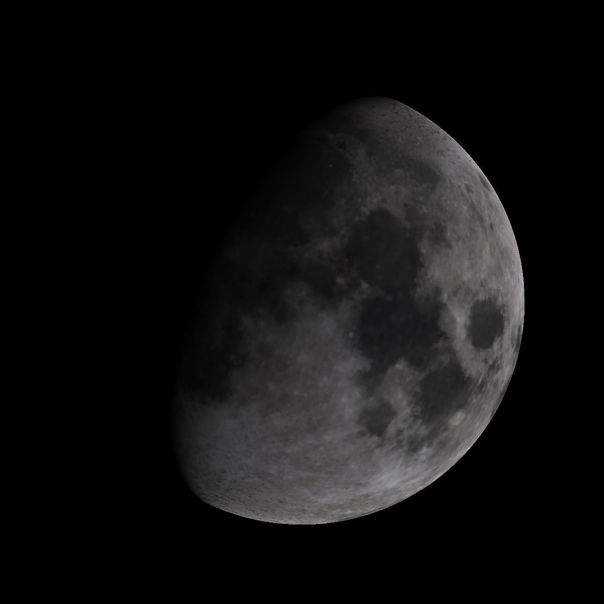 Lune du 7 novembre 2019