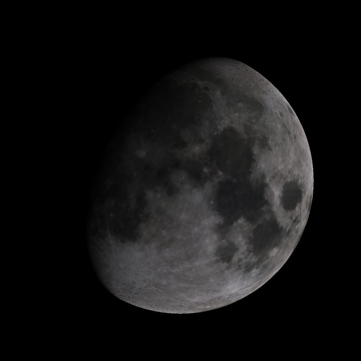 Lune du 8 novembre 2019
