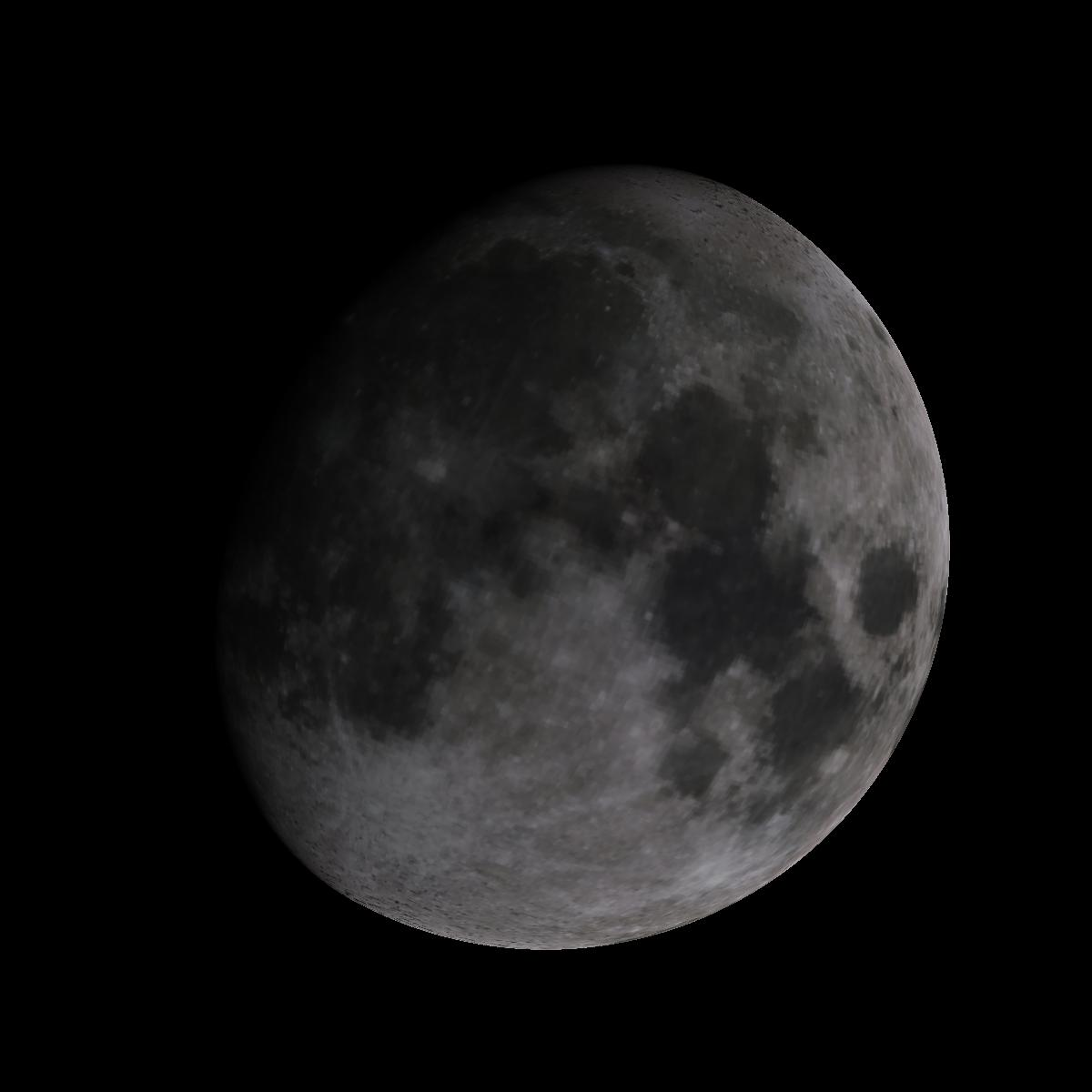 Lune du 9 novembre 2019