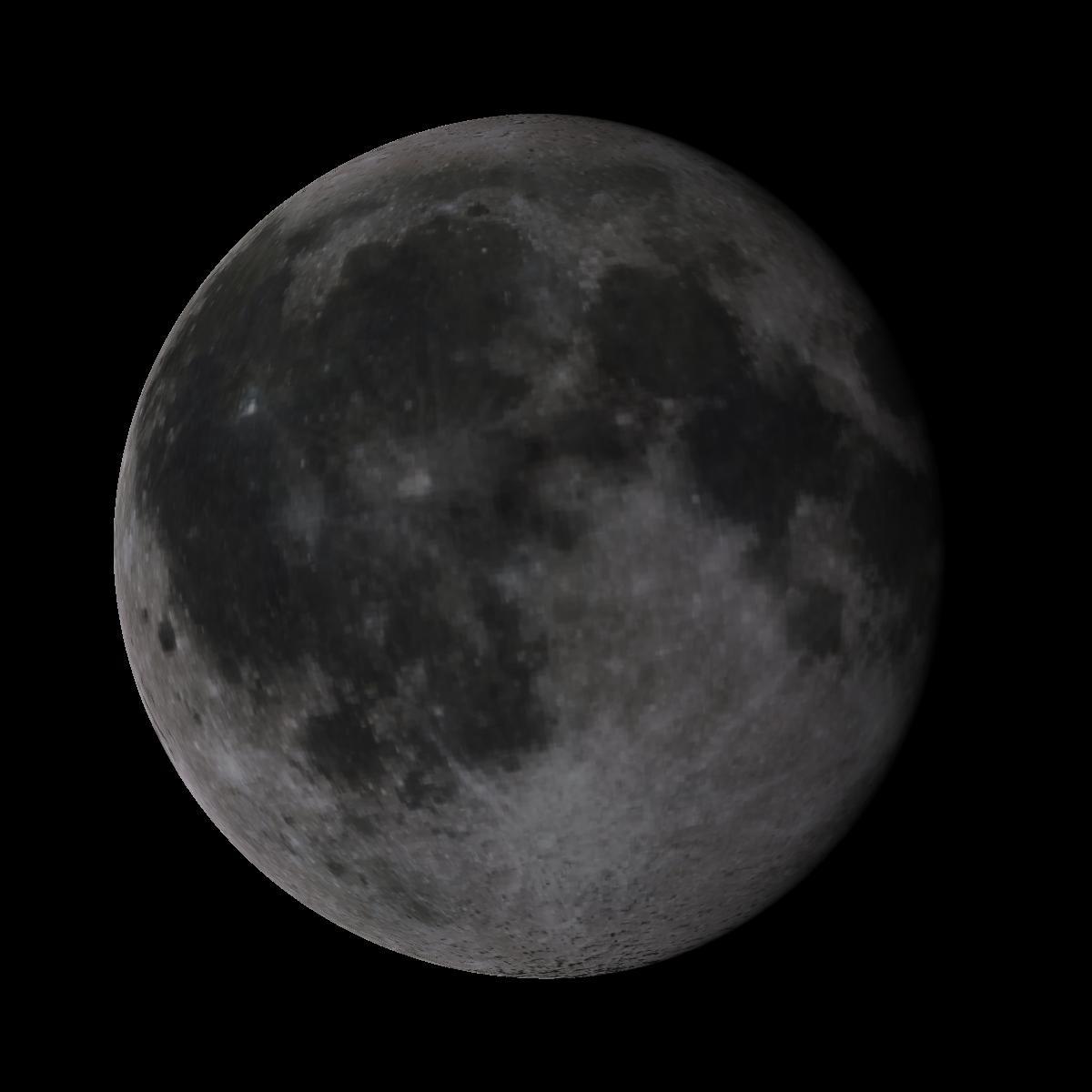 Lune du 14 décembre 2019
