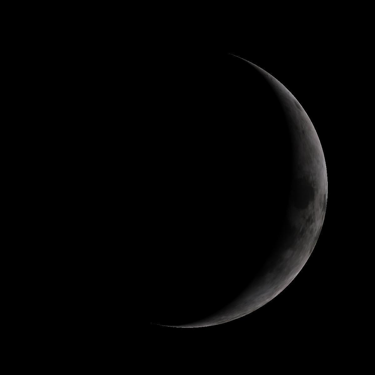 Lune du 30 décembre 2019