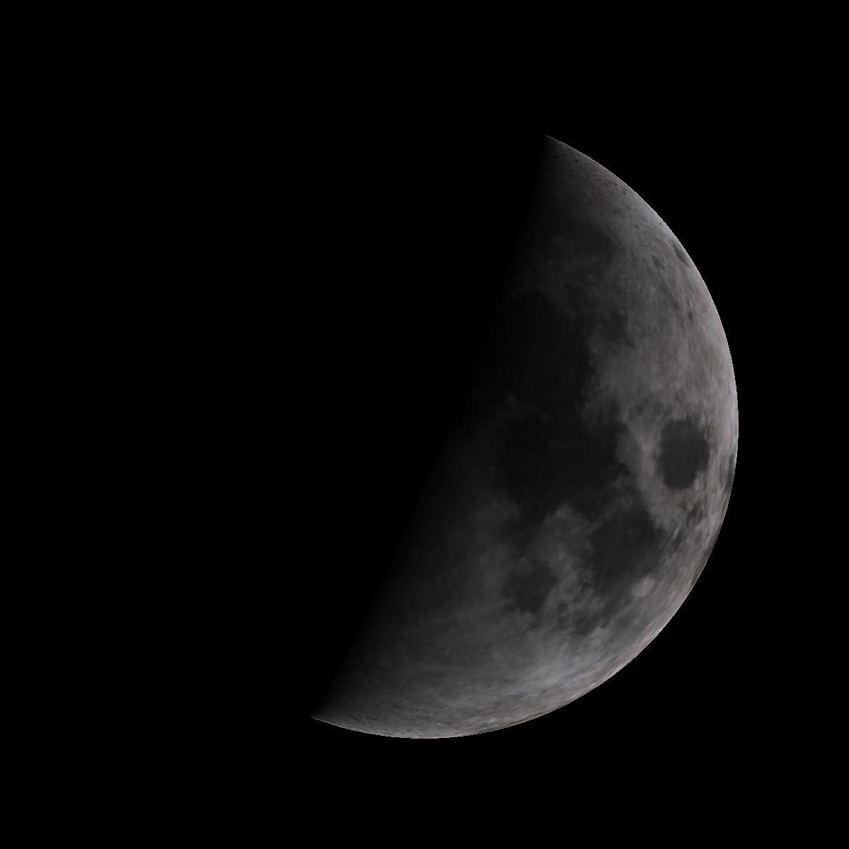 Lune du 4 décembre 2019