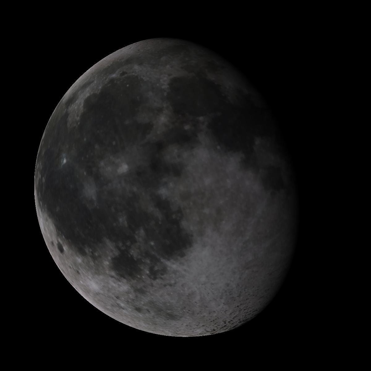 Lune du 14 janvier 2020