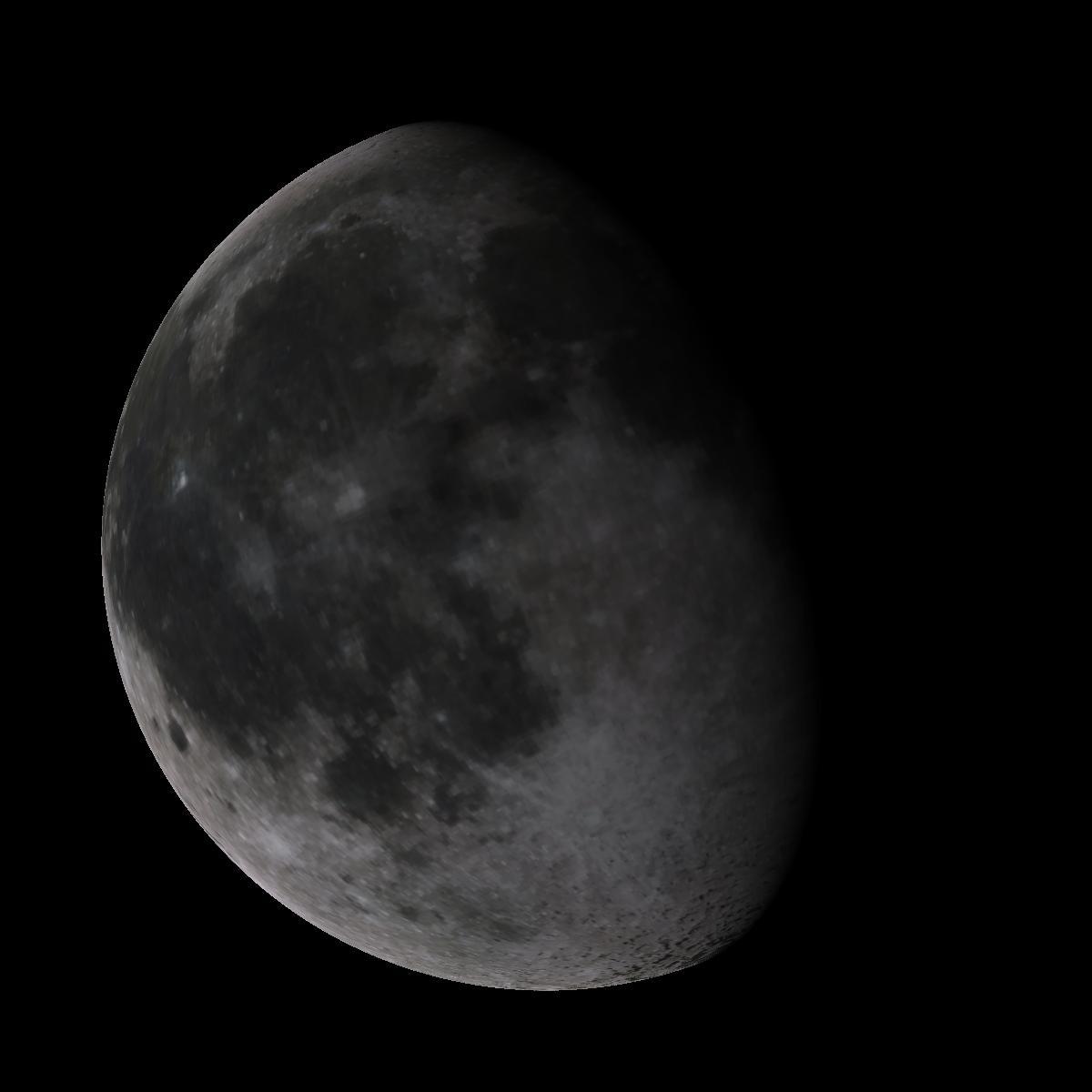 Lune du 15 janvier 2020