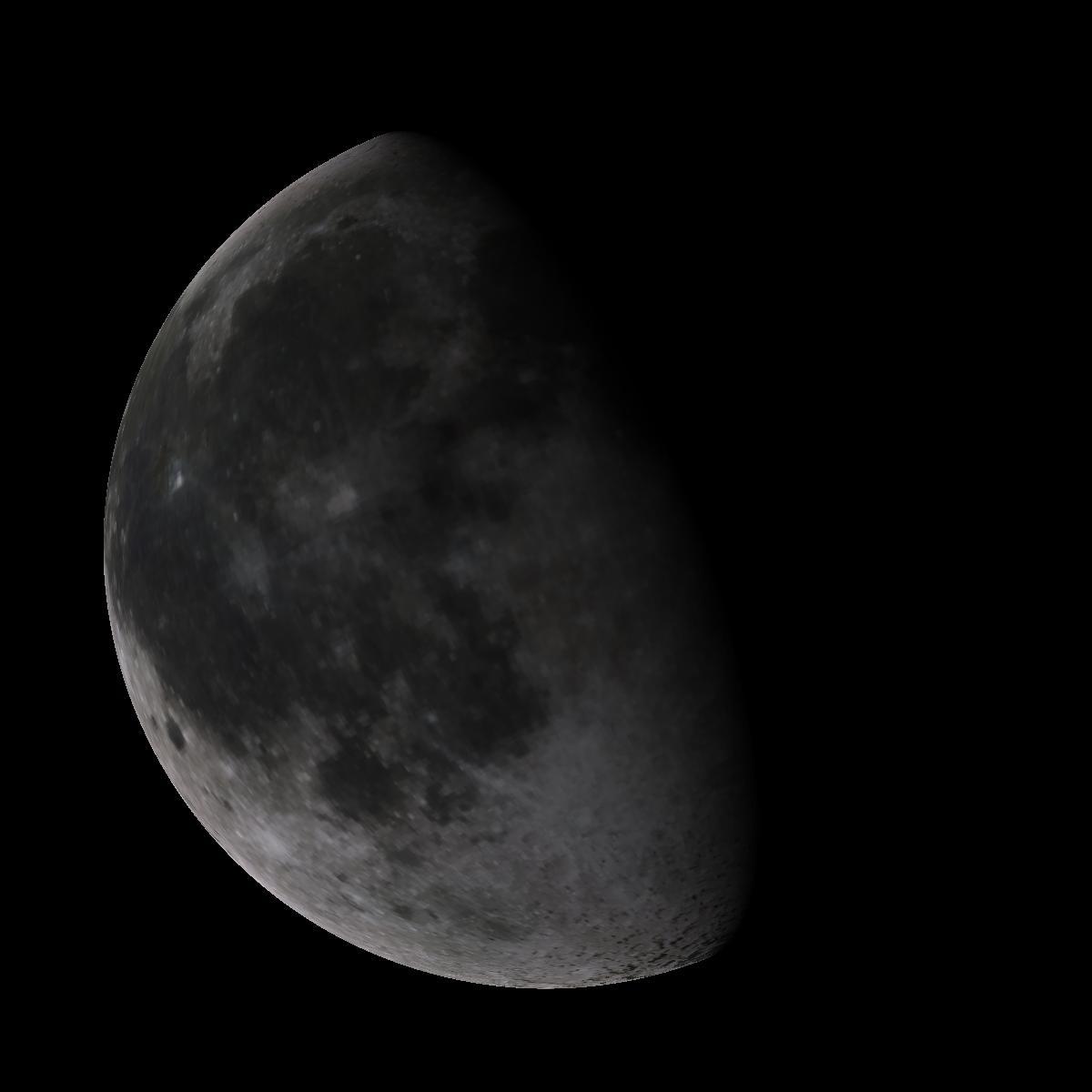 Lune du 16 janvier 2020