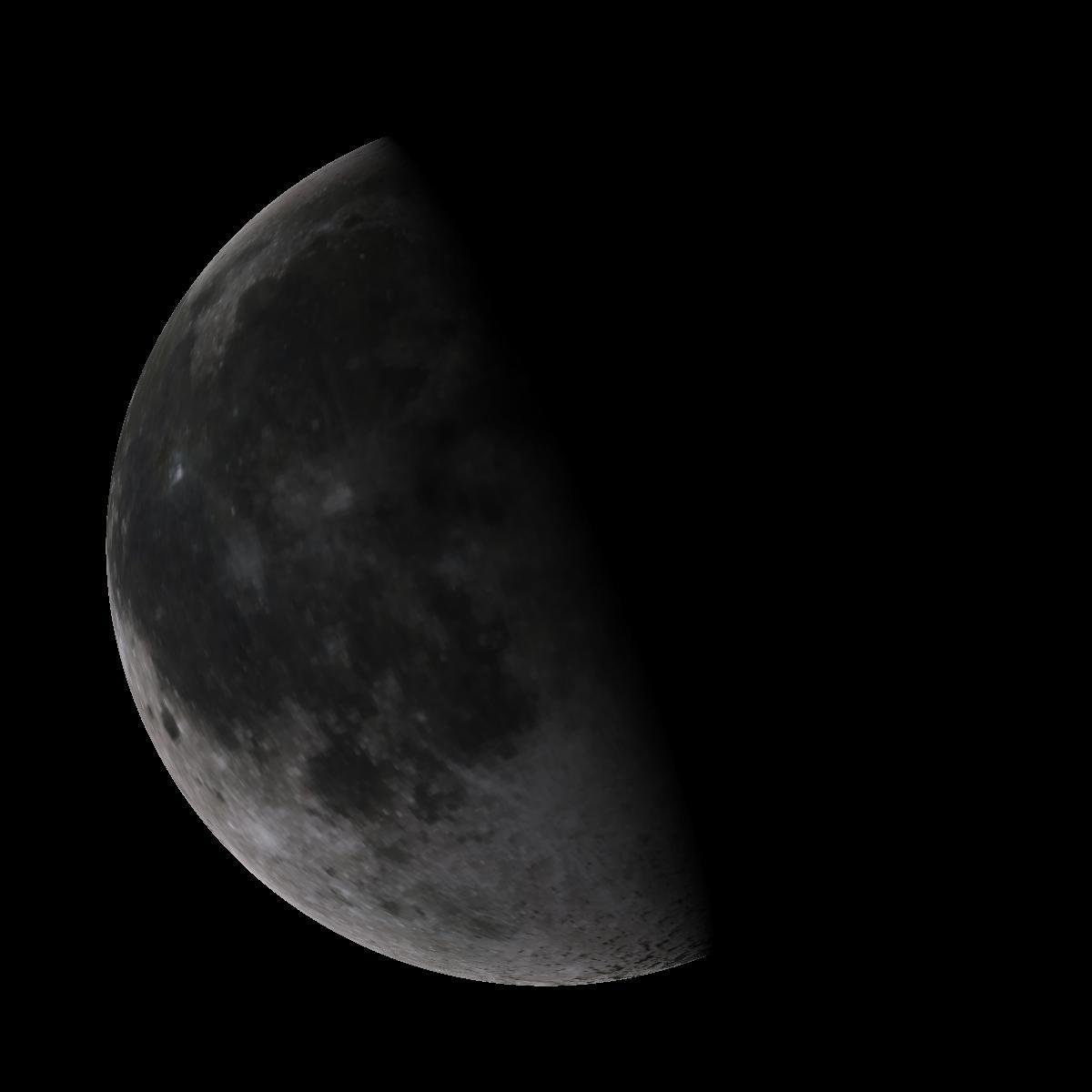 Lune du 17 janvier 2020