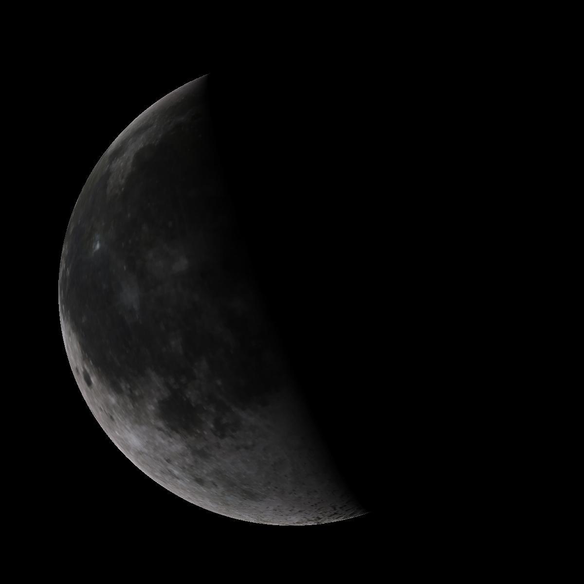 Lune du 18 janvier 2020