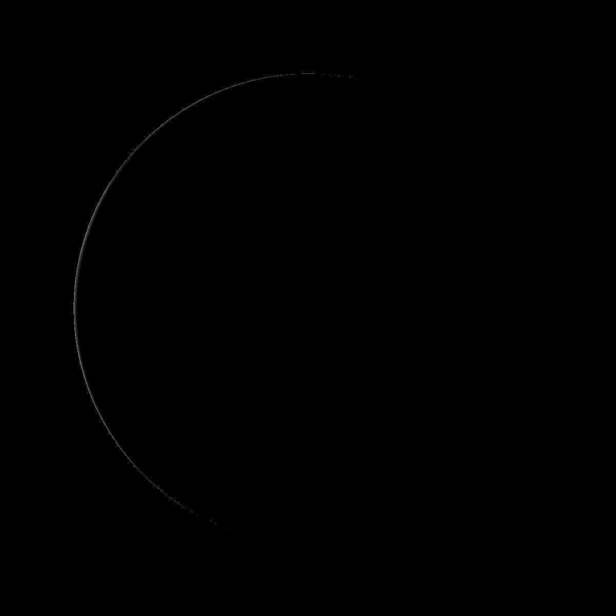 Lune du 24 janvier 2020