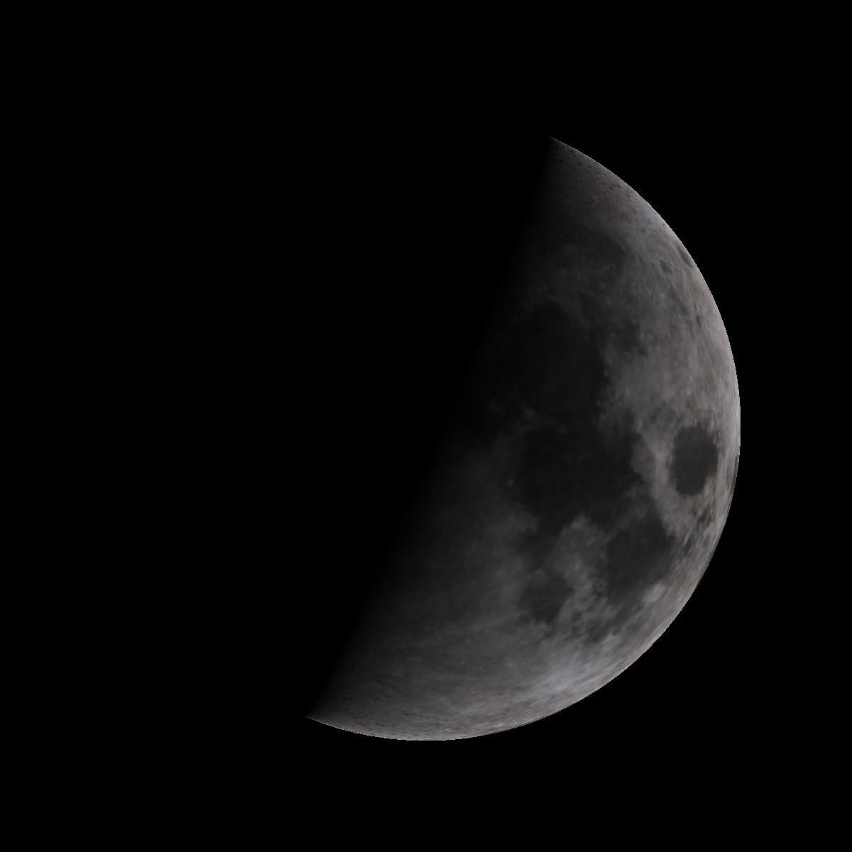 Lune du 3 janvier 2020