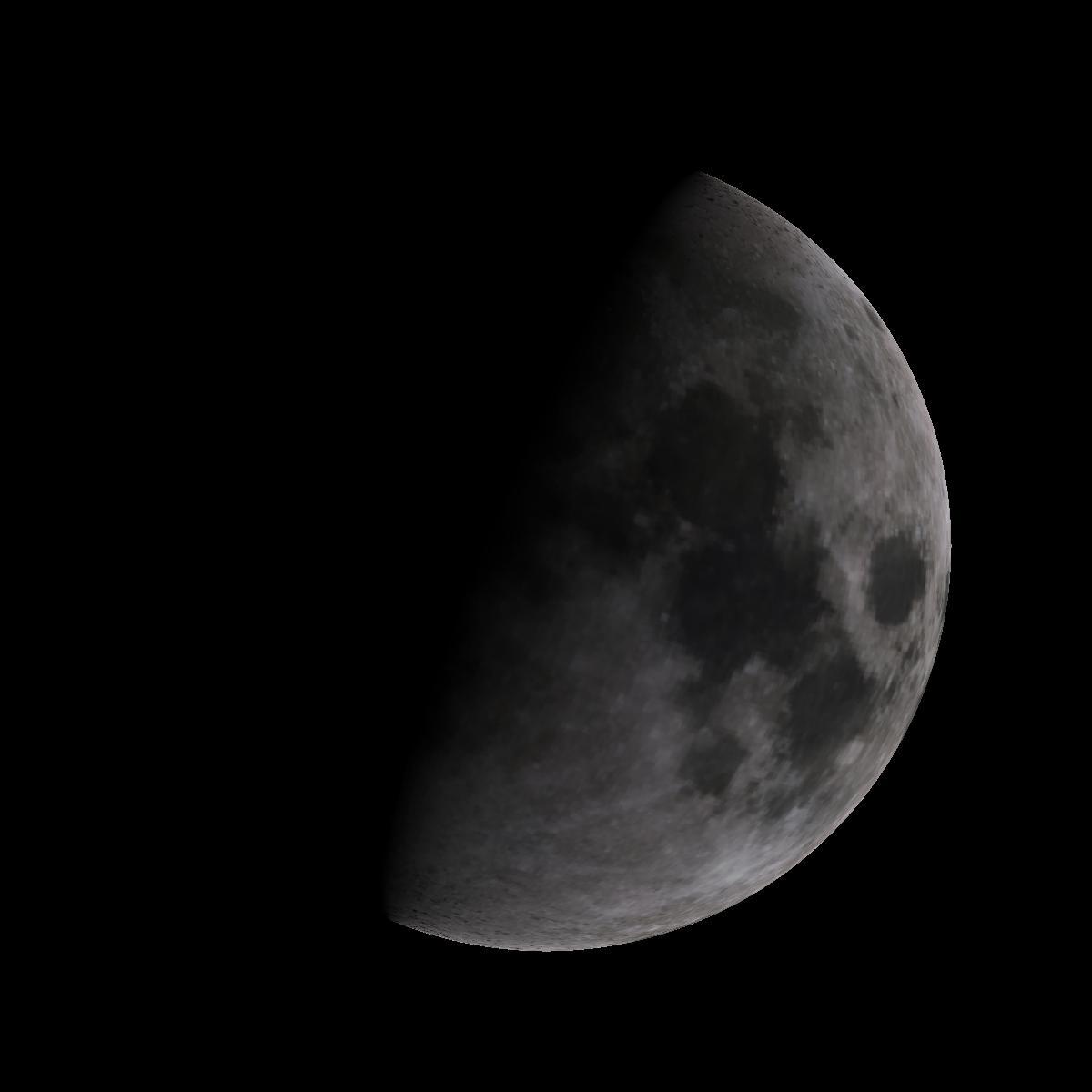 Lune du 4 janvier 2020
