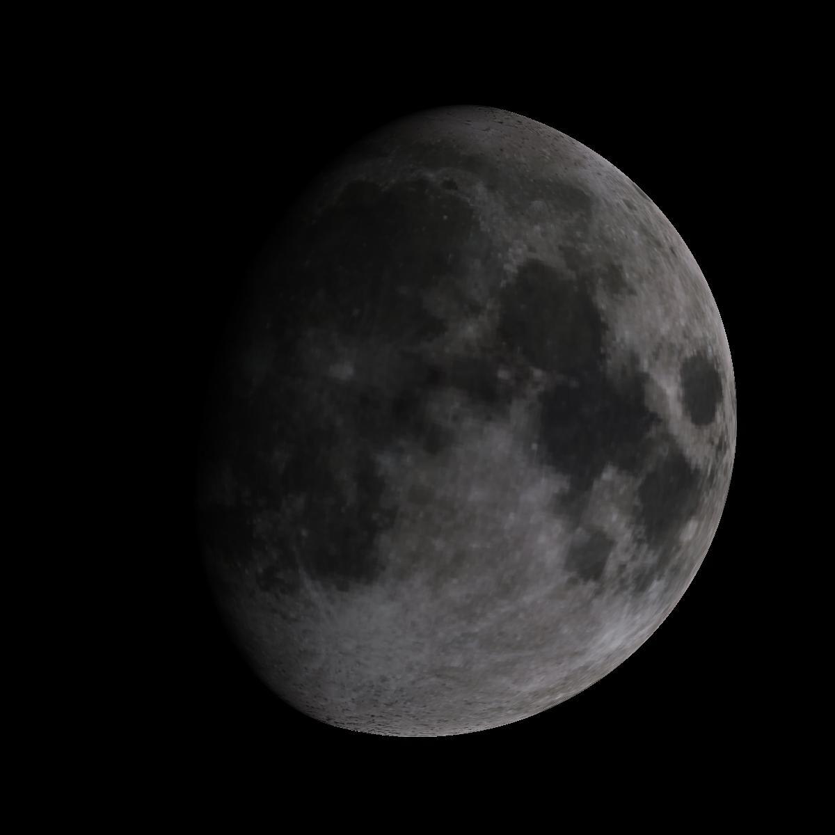 Lune du 7 janvier 2020