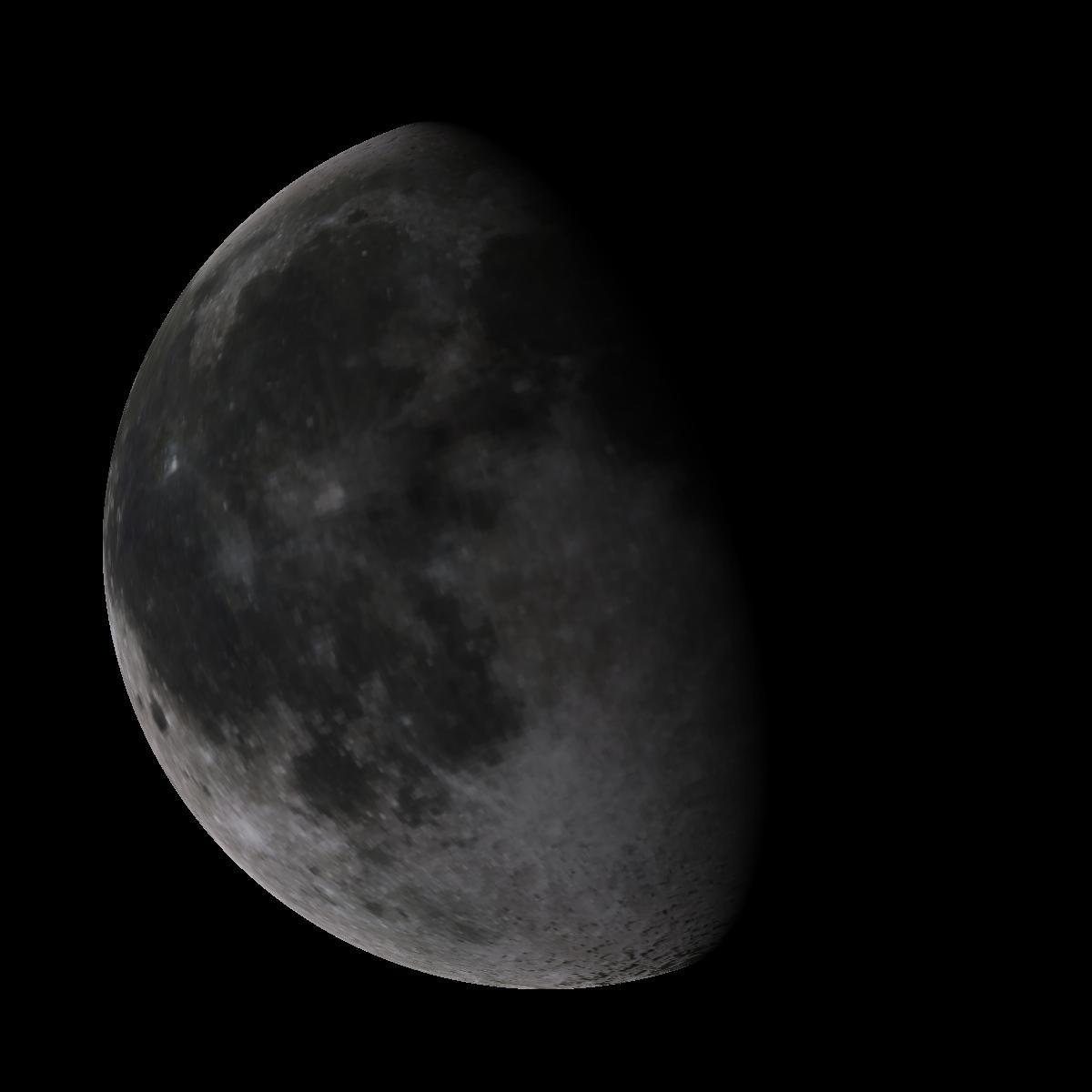 Lune du 14 février 2020
