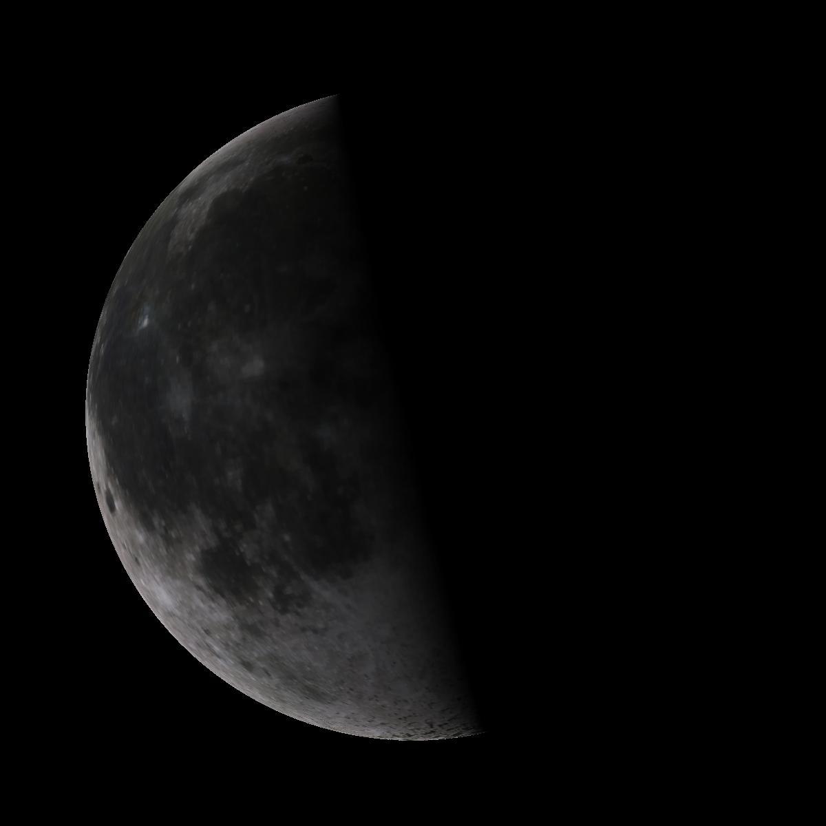 Lune du 16 février 2020