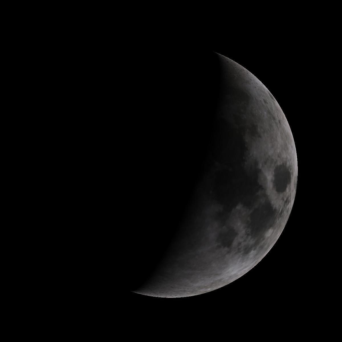 Lune du 1er février 2020