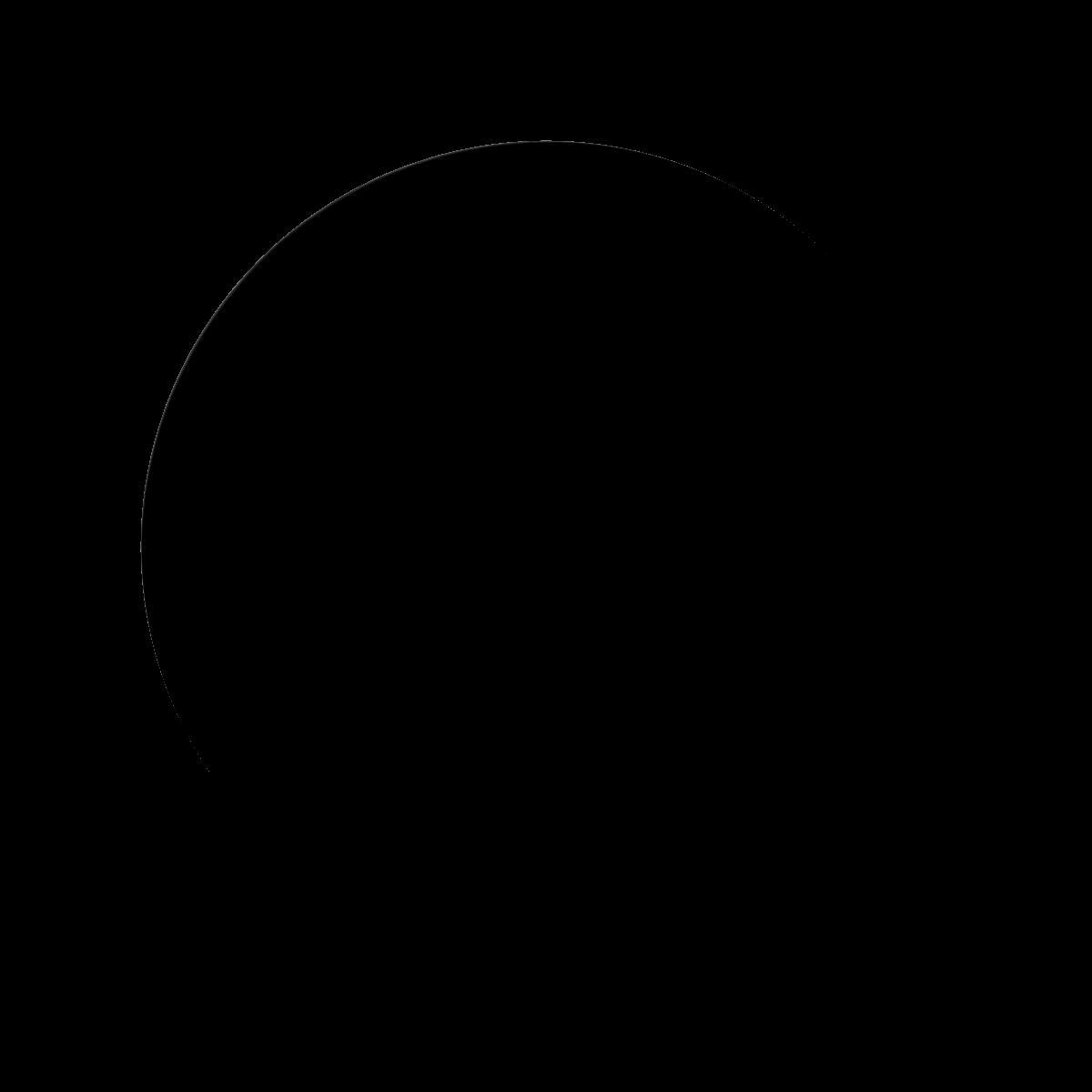 Lune du 23 février 2020