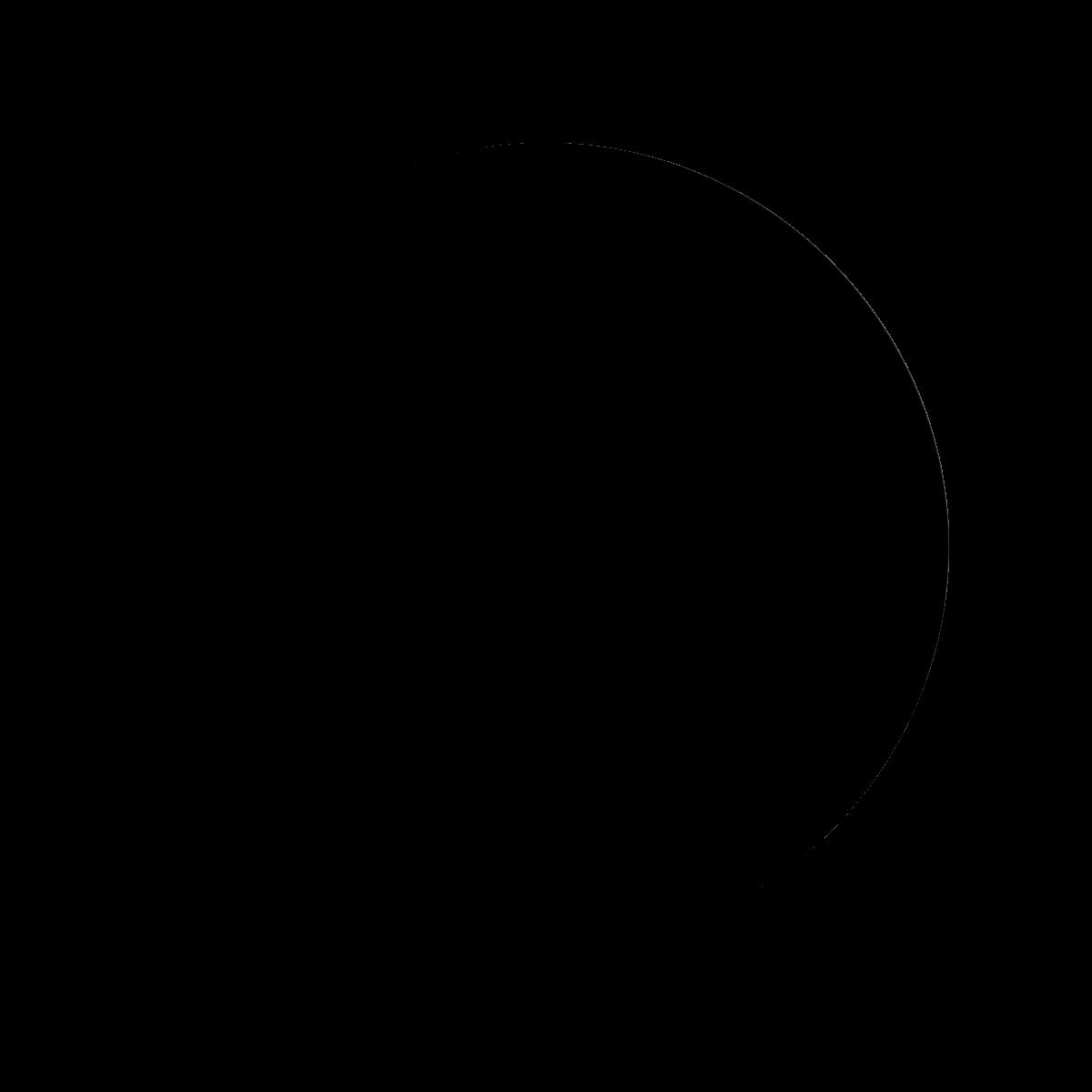 Lune du 24 février 2020