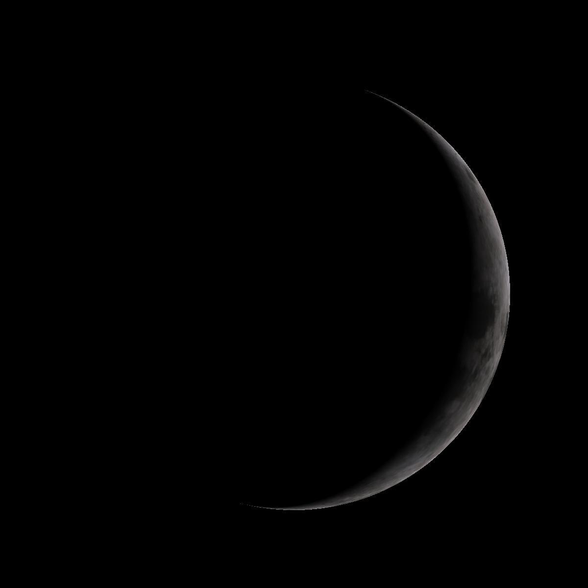 Lune du 27 février 2020