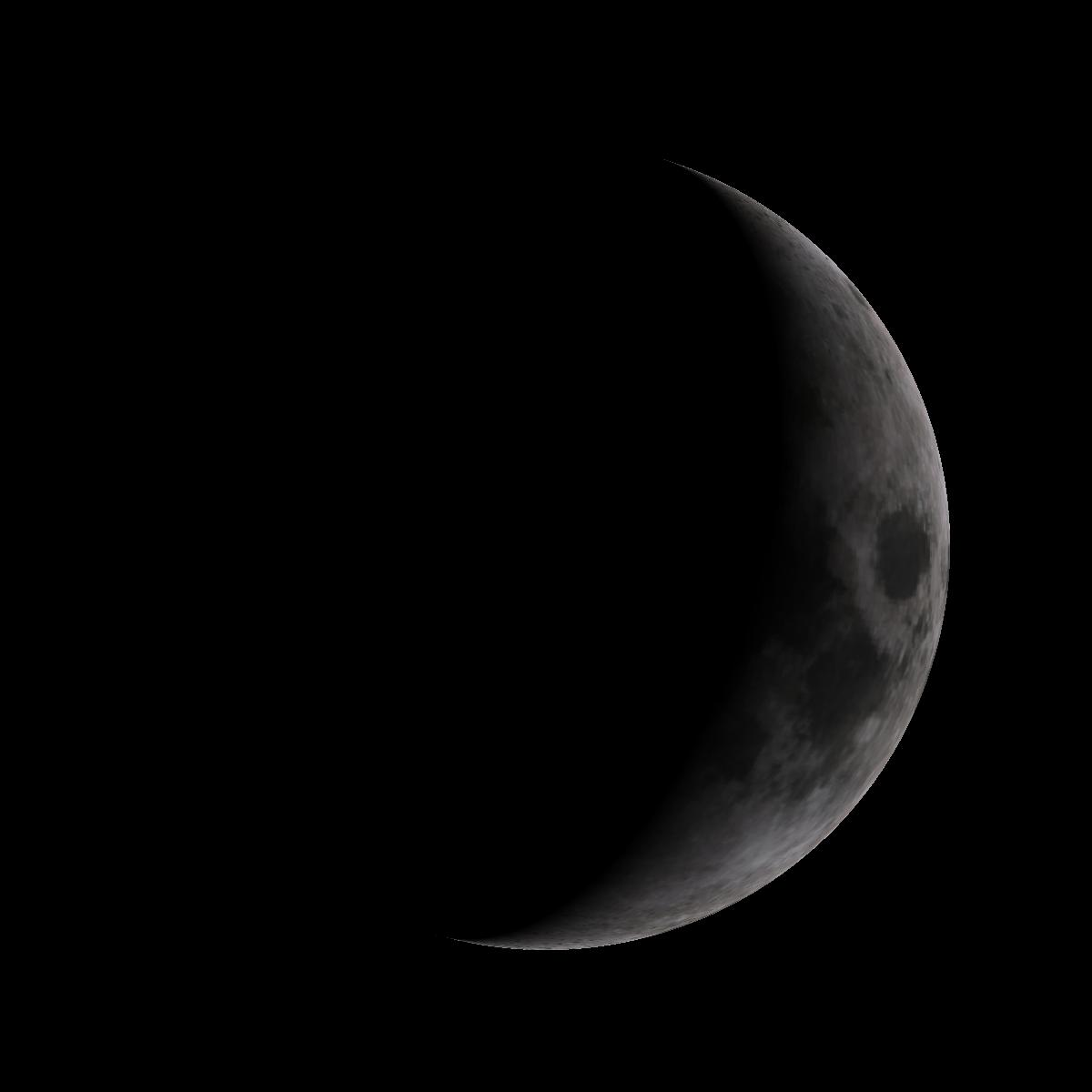 Lune du 29 février 2020