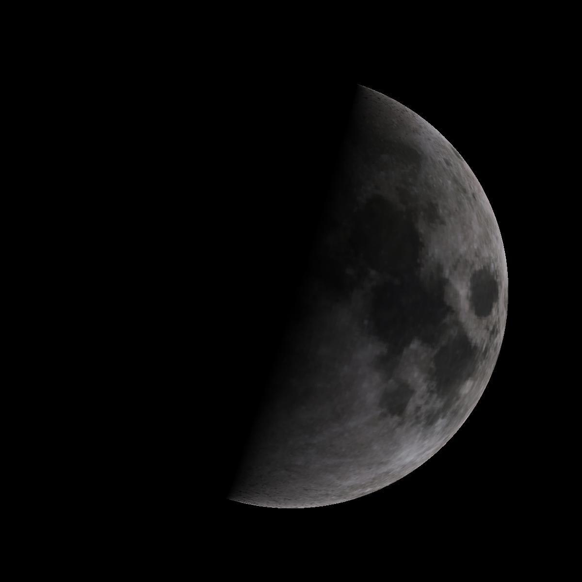 Lune du 2 février 2020