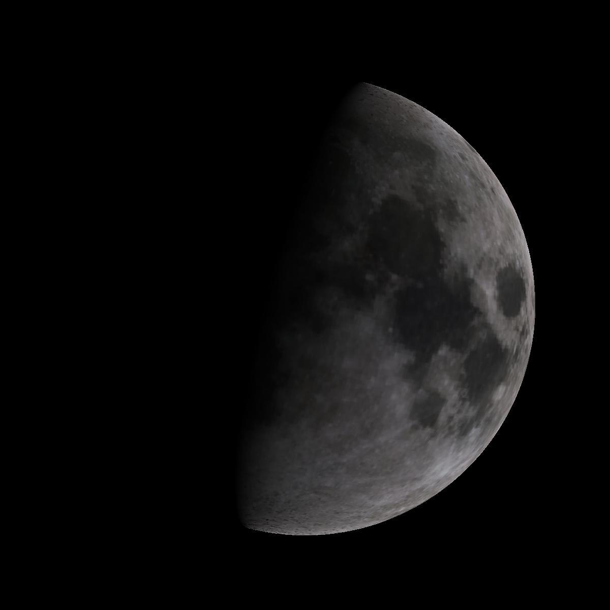Lune du 3 février 2020