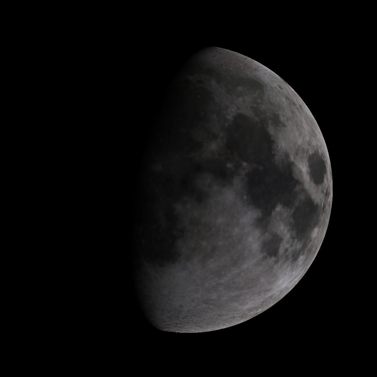 Lune du 4 février 2020