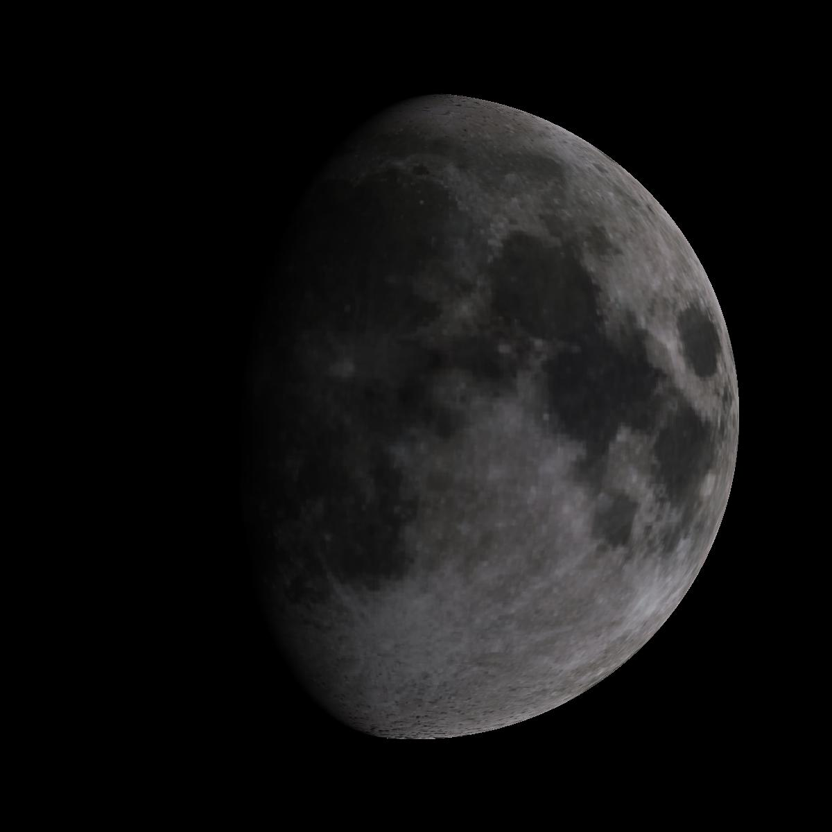 Lune du 5 février 2020