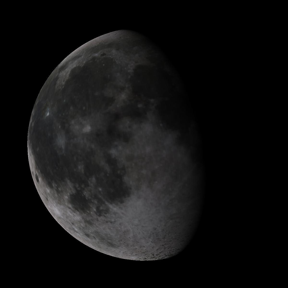 Lune du 14 mars 2020