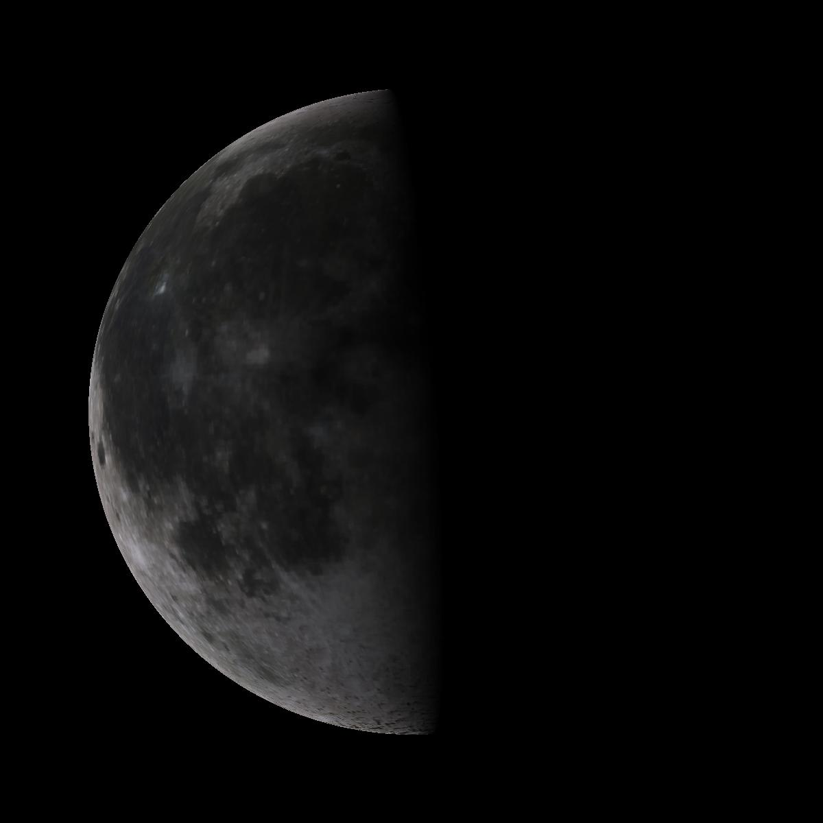 Lune du 16 mars 2020