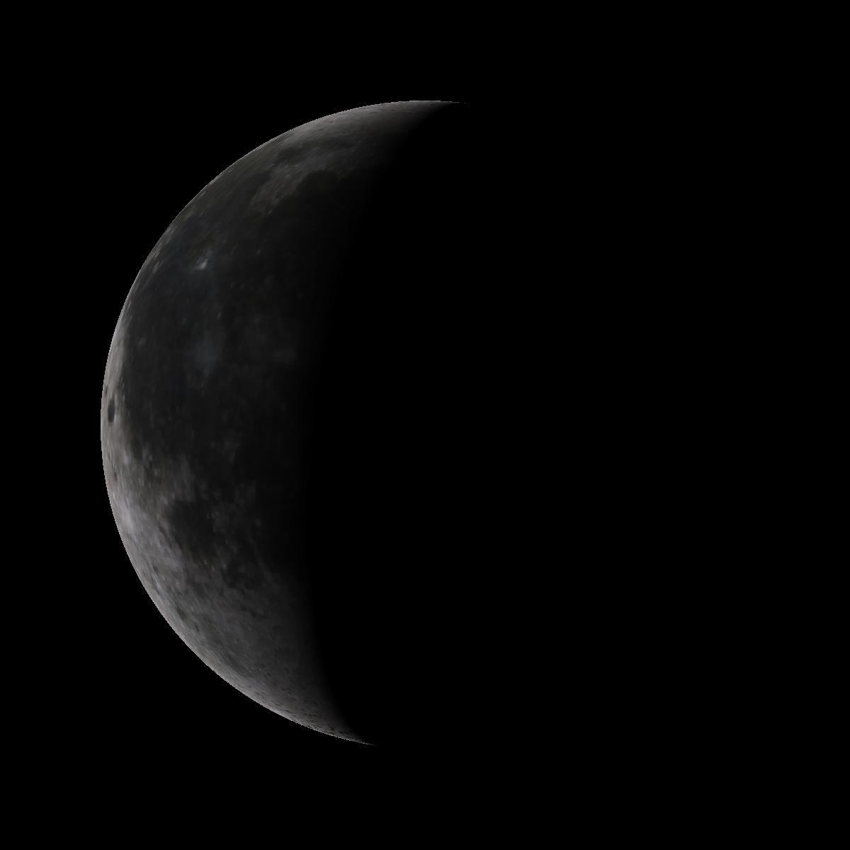 Lune du 18 mars 2020