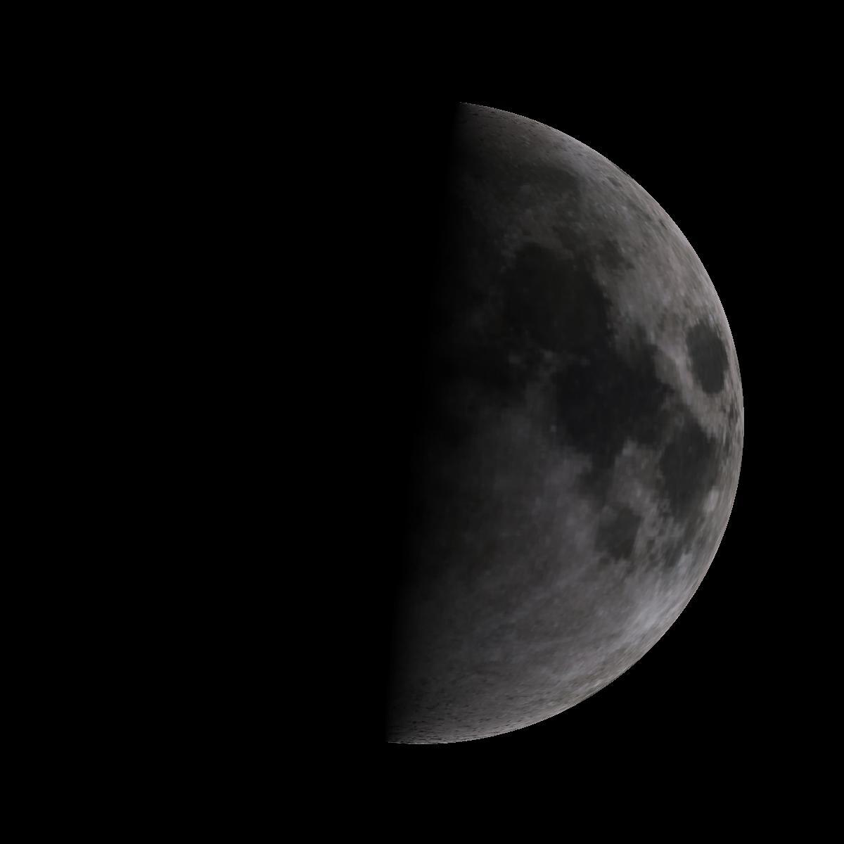 Lune du 3 mars 2020