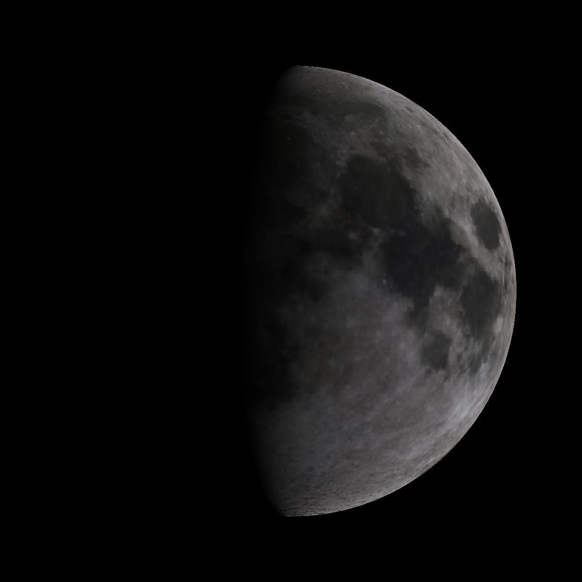 Lune du 4 mars 2020