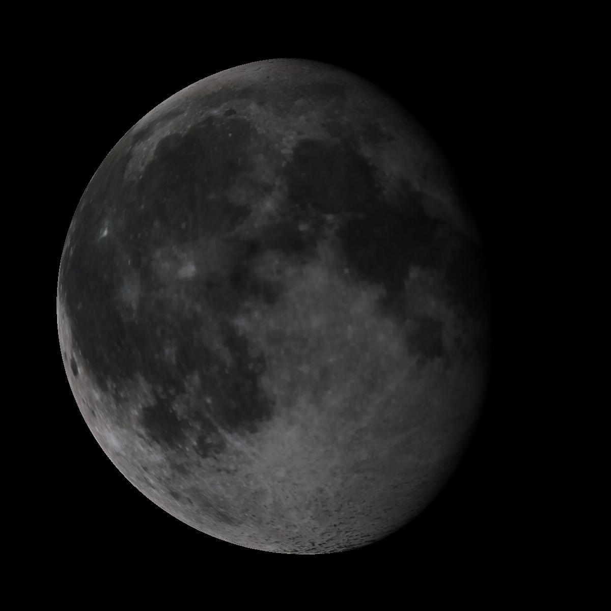 Lune du 11avril 2020