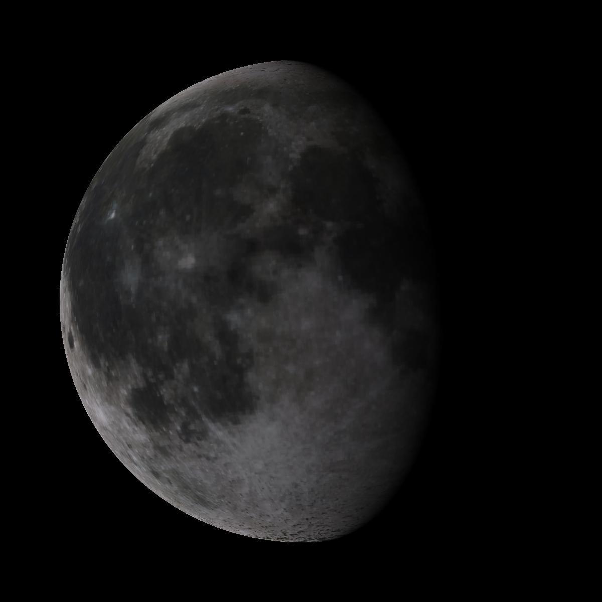 Lune du 12avril 2020