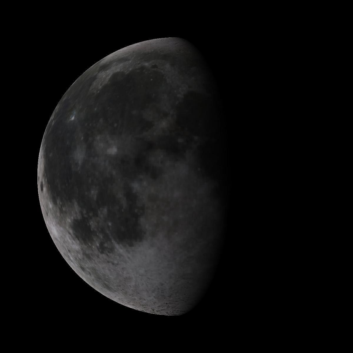 Lune du 13avril 2020