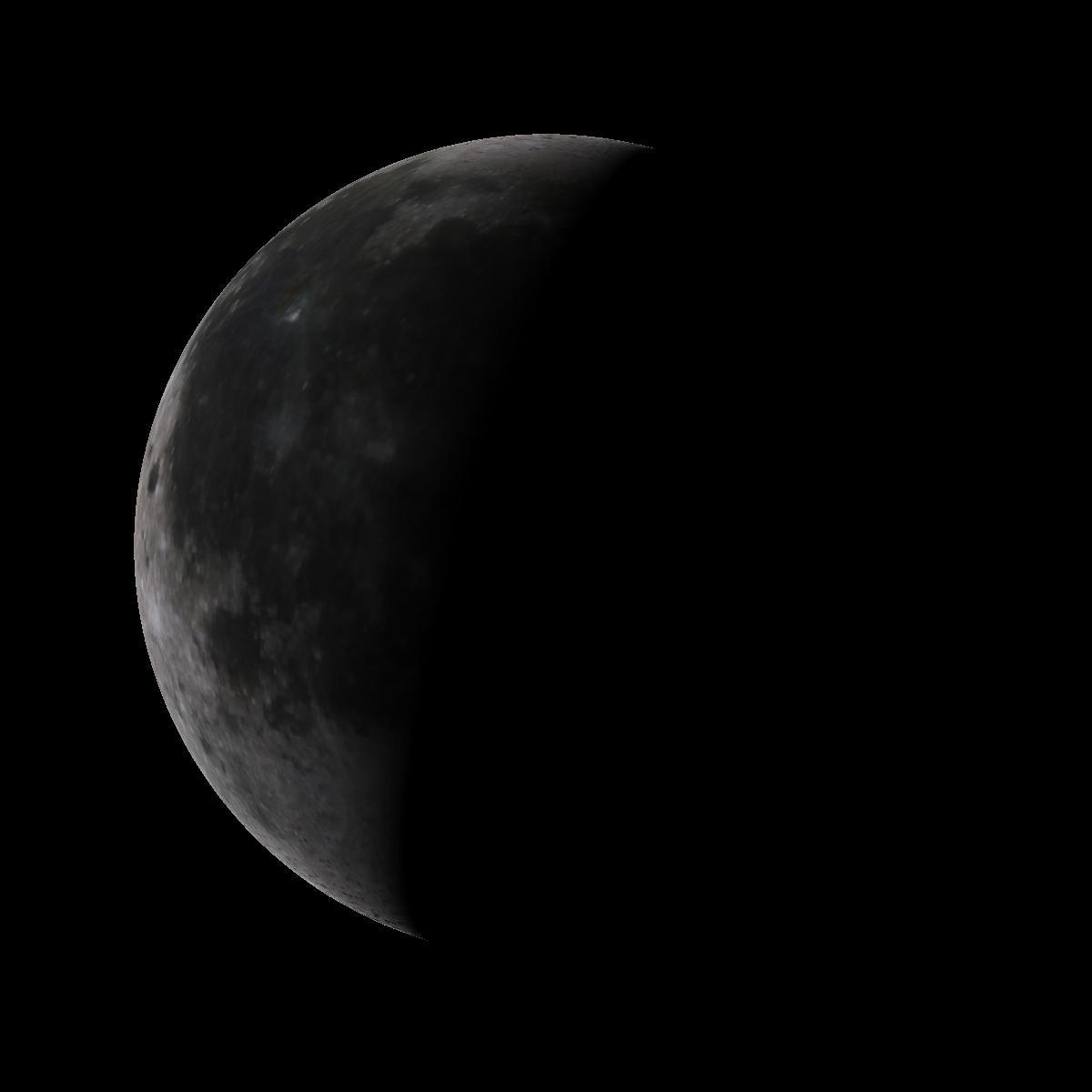 Lune du 16avril 2020